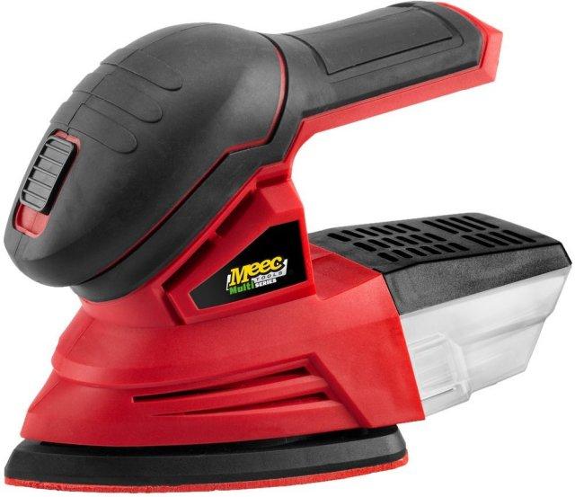 Meec Tools MULTISERIE Multisliper 18 V (uten batteri)
