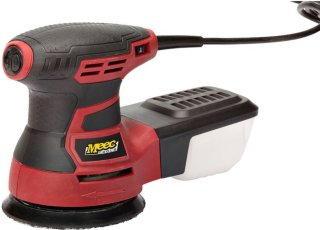 Meec Tools RED Eksentersliper 350W 125mm