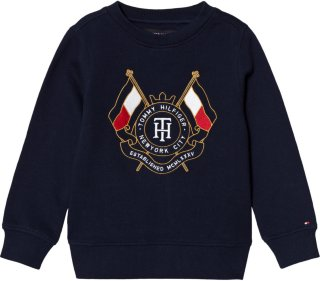 Tommy Hilfiger Heritage Embroidered Sweater