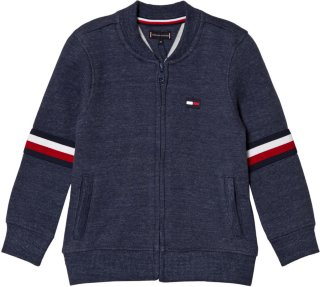 Tommy Hilfiger Branded Full Zip Sweater