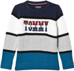 Tommy Hilfiger Branded Knit Sweater