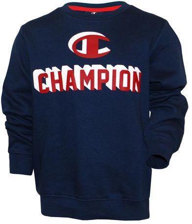 5da9dfb5 Best pris på Champion Crewneck Sweatshirt (jr) - Se priser før kjøp i  Prisguiden