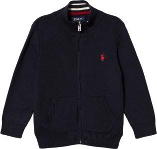 Ralph Lauren Knit Zip Jacket