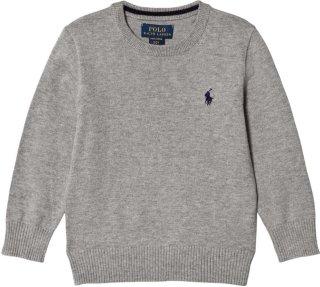Ralph Lauren Pima Cotton Crew Neck Sweater