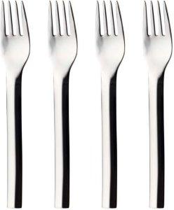 Hardanger Bestikk Linnea gafler 4 stk