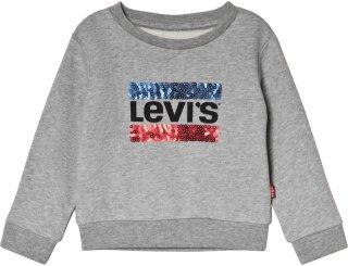 Levi's Kids Sequin Logo Sweatshirt