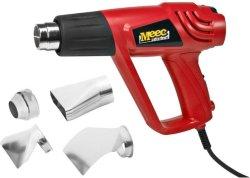 Meec Tools RED Varmluftpistol 2000W