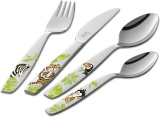Zwilling Jungle barnebestikk 4 deler