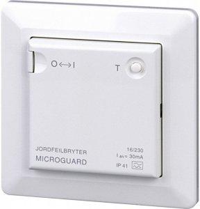 Micro Matic MTF 2001H Jordfeilbryter
