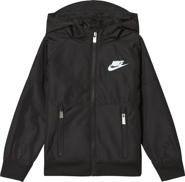 Nike Sportswear Jakke The Windrunner BlackRed VioletBlack