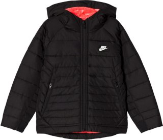 Nike Black Hooded Jacket