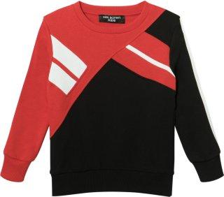 Neil Barrett Colourblock Sweater