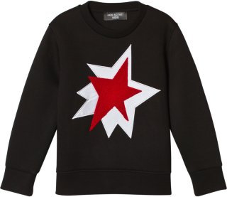 Neil Barrett Sweatshirt with Double Star