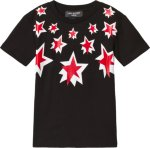 Neil Barrett Double Star Tee