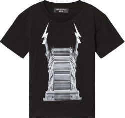 Neil Barrett Statue of Liberty Tee