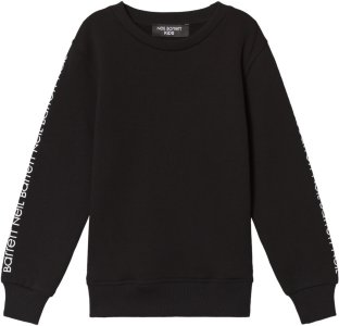 Neil Barrett Branding Sweatshirt