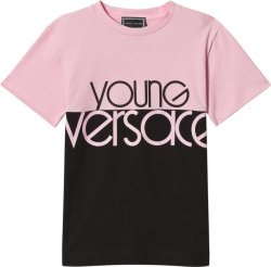 Young Versace Branded Tee