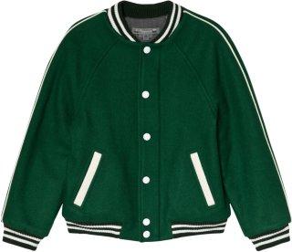 Bonpoint Wool Varsity Jacket