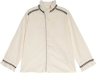 Bonpoint Embroidered Blouse