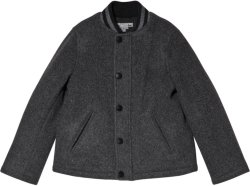 Bonpoint Wool Bomber Jacket