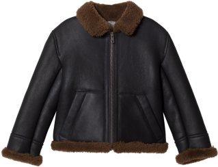 Bonpoint Jefferson Sheepskin Jacket