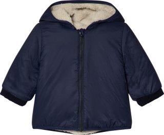 Bonpoint Baby Teddy Reversible Jacket