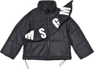 MSGM Frill Front Jacket