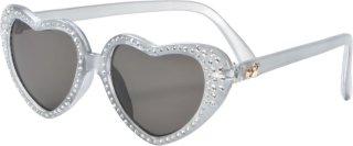 Monnalisa Diamante Heart Sunglasses