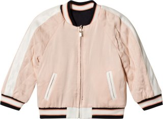Chloé Reversible Toucan Teddy Jacket