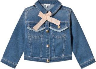 Chloé Denim Knot Jacket