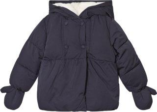 Cyrillus Faux Fur Lining Puffer Jacket