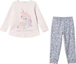 United Colors of Benetton Unicorn pysjamas