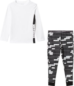 Calvin Klein Branded Print Pysjamas