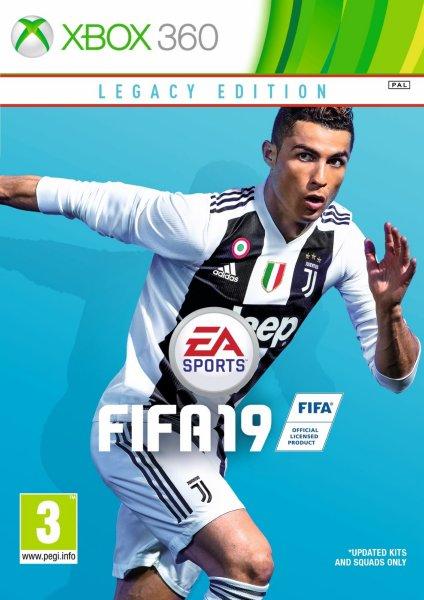FIFA 19 til Xbox 360