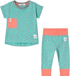 Indikidual Print Pajama Set