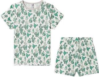 Maxomorra Cactus Garden pysjamas