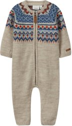 Name It Baby Wool Knit Suit