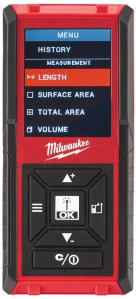 Milwaukee LDM 45