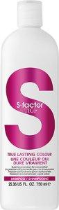 TIGI S-Factor True Lasting Colour Shampoo 750ml