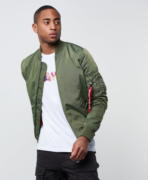 Alpha Industries MA1 Bomber (Dame)