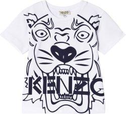 Kenzo Tiger Print Tee