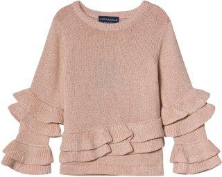 Andy & Evan Ruffle Sweater