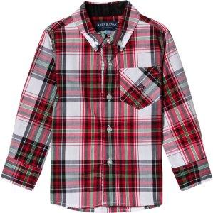 Andy & Evan Plaid Shirt