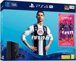 Sony PlayStation 4 Pro 1 TB Fifa 19