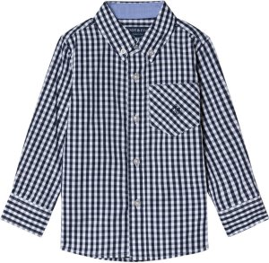 Andy & Evan Gingham Check Shirt