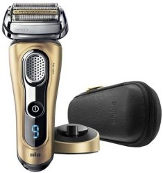 Braun 9299s Gold Edition