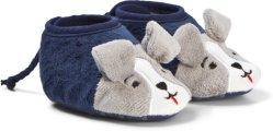 Tom Joule Baby Squeaker Slippers