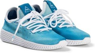 Adidas Originals Pharrell Williams Tennis HU Shoes (barn)