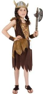 Coolstuff Viking jente kostyme