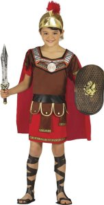 Fiestas Guirca Kostyme Romersk Kriger